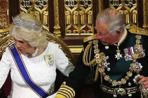 Książę Karol i księżniczka Kamila