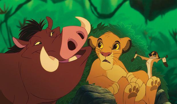 Simba, Timon i Pumba