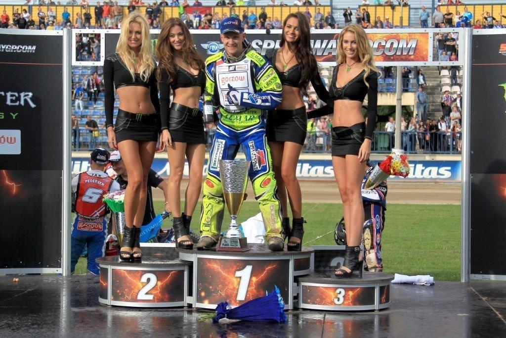 Krzysztof Kasprzak najlepszy w turnieju Grand Prix w Daugavpils
