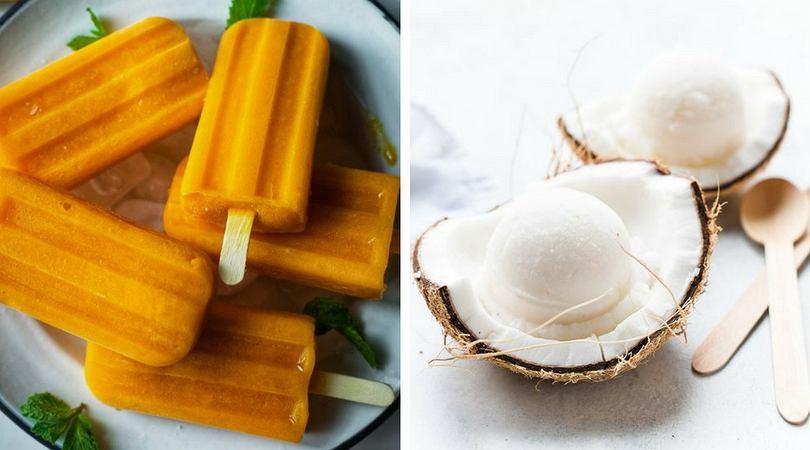 Przepisy na sorbety z owoców egzotycznych