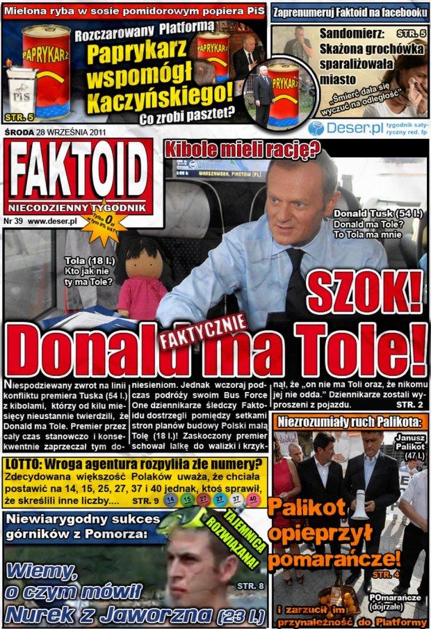 28 września 2011, nr 39 -  -