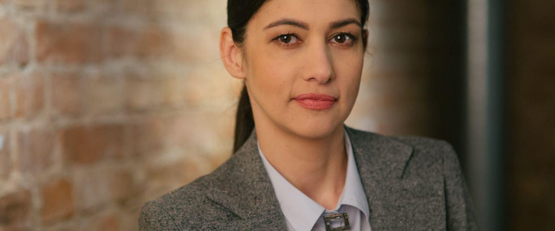 Monika Staruch (fot. Piotr Mizerski / TVN)