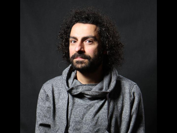 Na zdjęciu: Feras Daboul