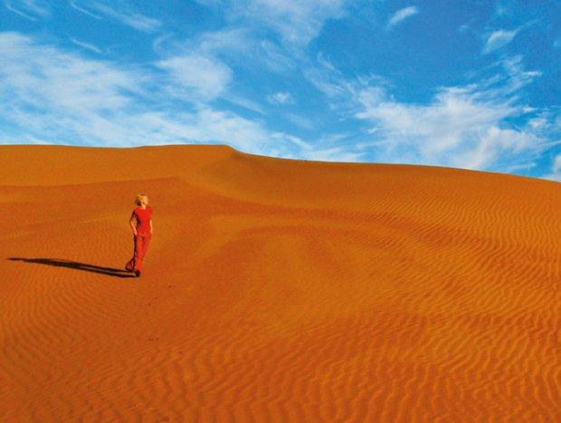 Podróż do Maroko: piach, wino i baranie łby