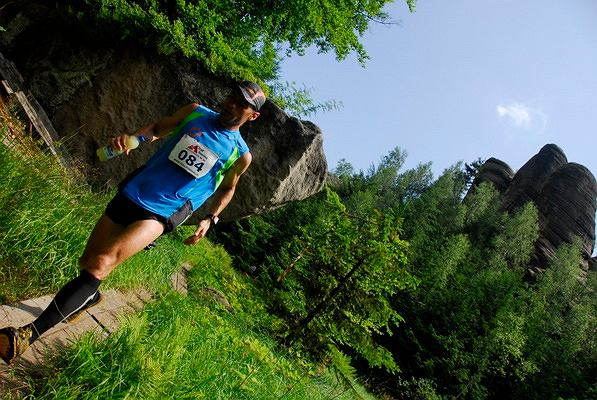 Maraton Gór Stołowych 2012