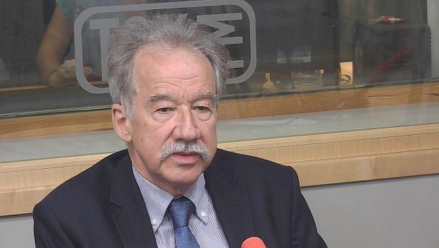 Przewodniczący PKW Wojciech Hermeliński