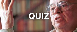 Jesteś molem książkowym? Spróbuj zdobyć w tym quizie więcej niż siedem punktów