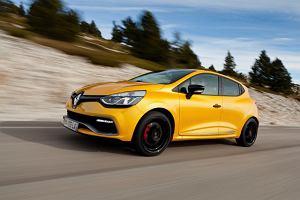 Renault Clio GT i RS wycenione