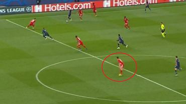 Bayern prowadzi do przerwy. Wynik powinien być inny! Kontrowersyjny spalony Mbappe