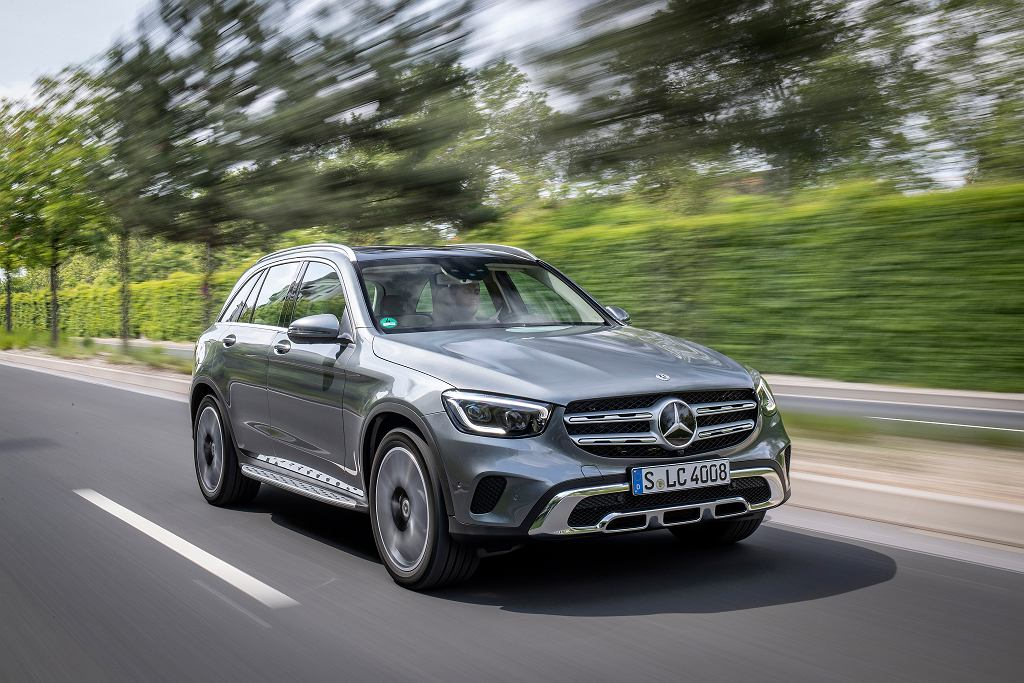 Die neue GLC Familie, Frankfurt 2019 // The new GLC Family, Frankfurt 2019