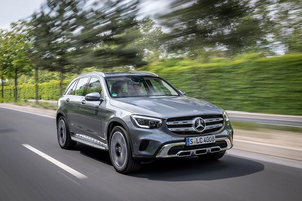 Opinie Moto.pl: Nowy Mercedes GLC jest bardzo dopracowany, tak samo jak jego najważniejsi rywale