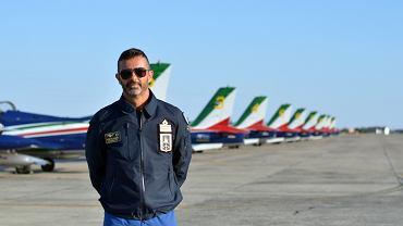 Air Show Radom 2015. Zespół Frecce Tricolori