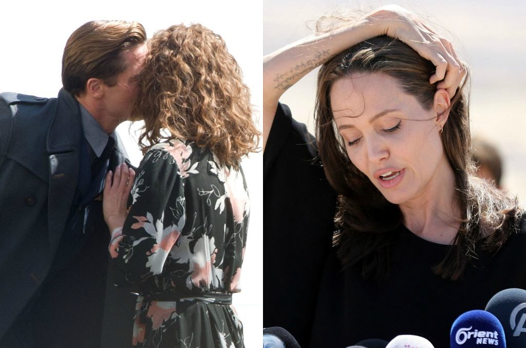 Brad Pitt, Marion Cottilard, Angelina Jolie