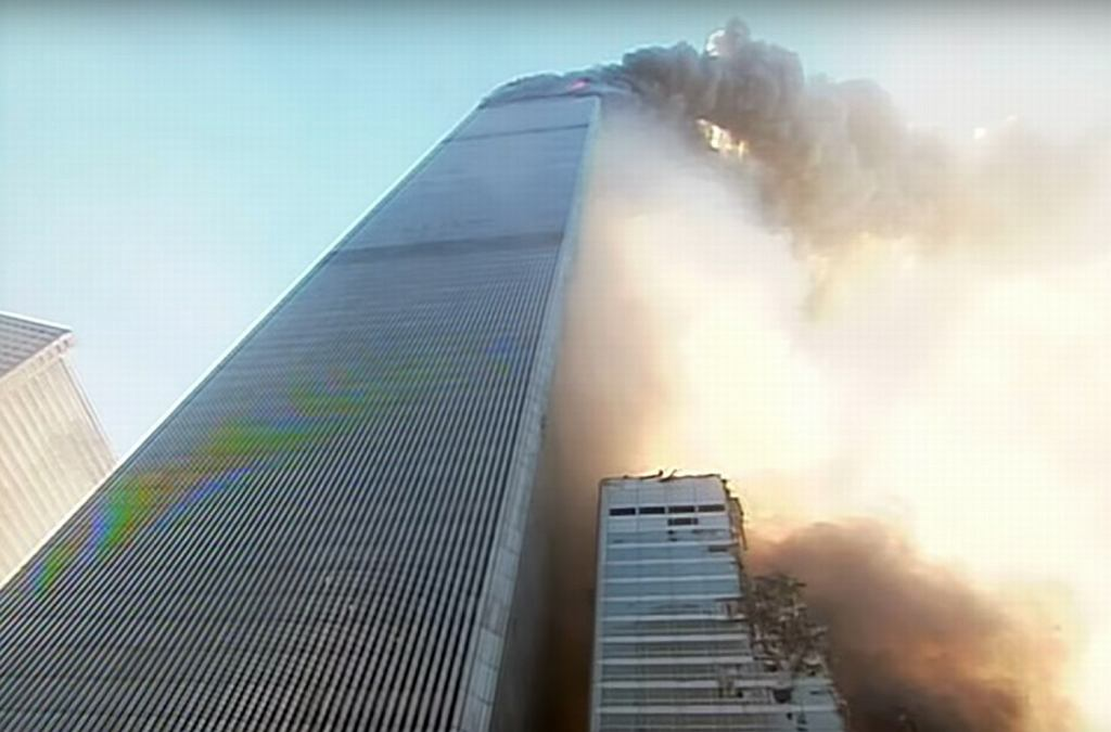 Zamachy na World Trade Center. Ujawniono niepublikowany film