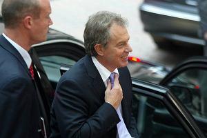 Tony Blair: Kapuściński pisał, że w dzieciństwie głodował. A Polska to teraz kwitnący członek UE