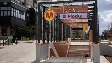 %Otwarcie nowego odcinka metra na Woli