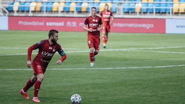 Arka Gdynia - Wisła Kraków 0:0