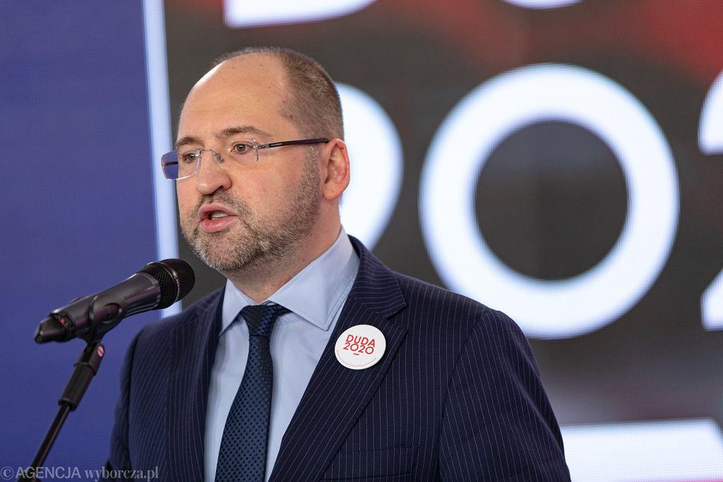 Adam Bielan założy nową partię z Kamilem Bortniczukiem