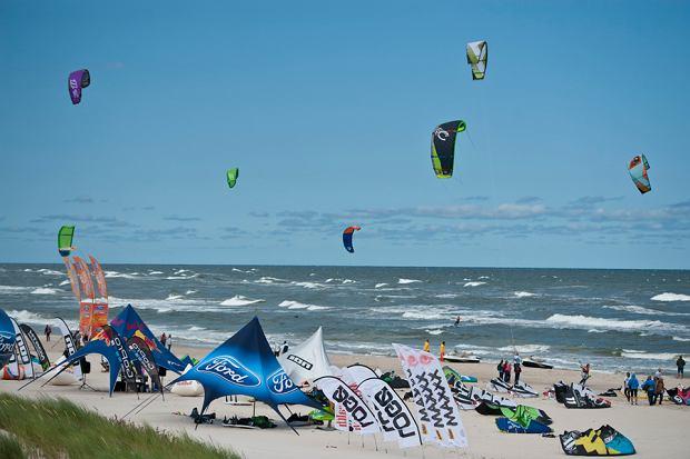Ford Kite Cup 2013 w Łebie