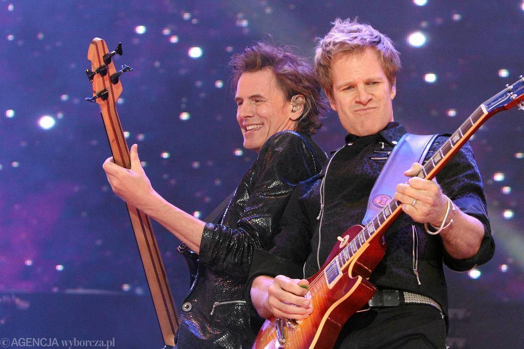 Duran Duran - koncert we Wrocławiu w 2012 r.