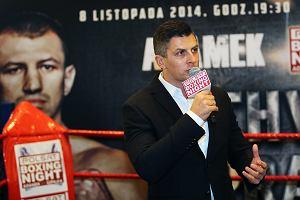 Mateusz Borek organizuje kolejną galę bokserską. Wystąpią m.in. Parzęczewski, Jonak czy Wierzbicki