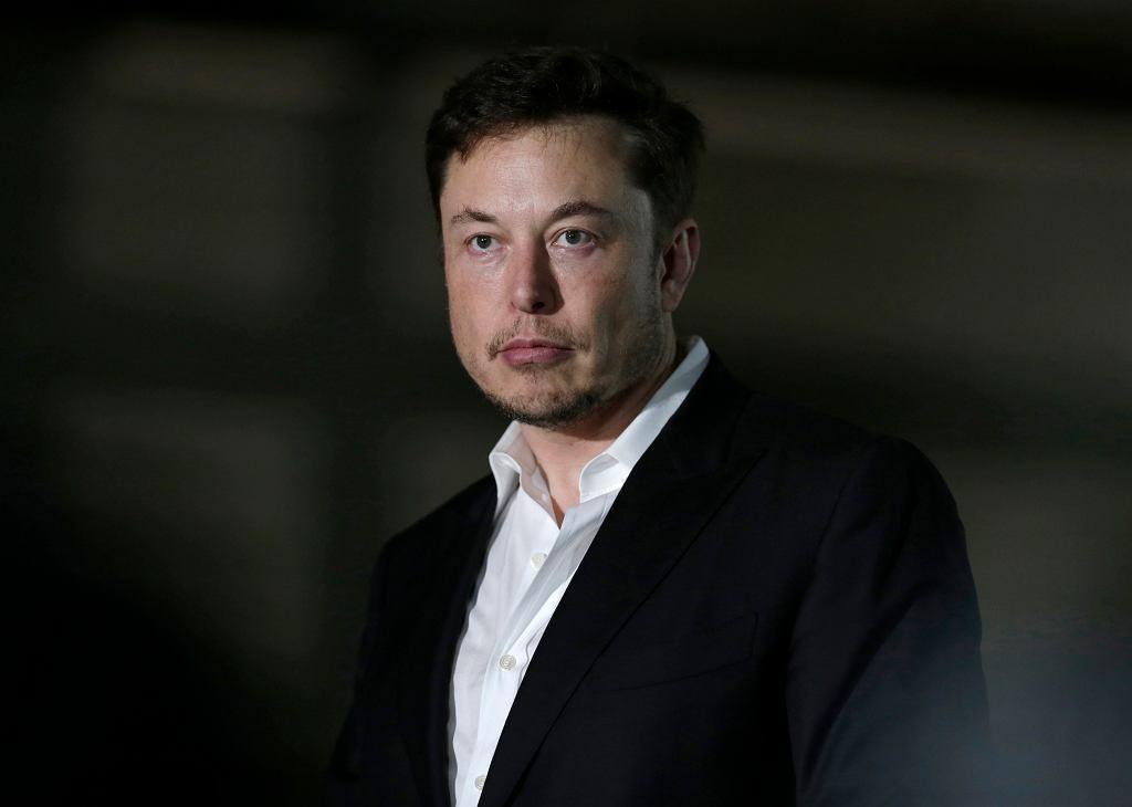 Elon Musk, założyciel Tesla Motors
