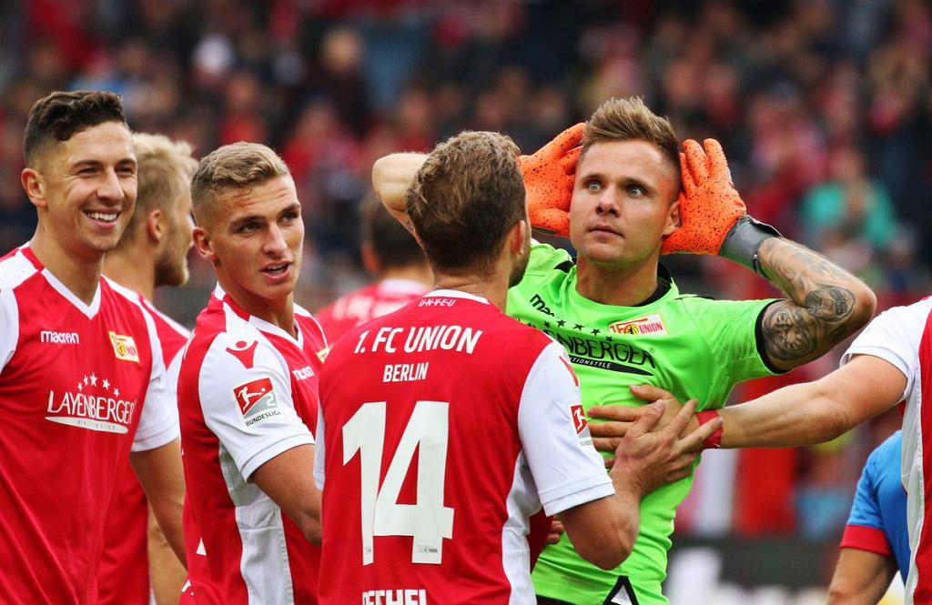 Rafał Gikiewicz uratował remis dla Union Berlin