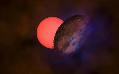 Naukowcy odkryli migoczący obiekt w centrum Drogi Mlecznej. Może należeć do nowej klasy gwiazd