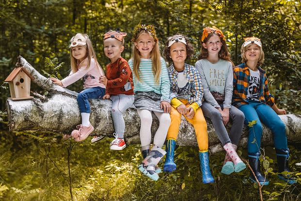 Jesienna kolekcja 5.10.15. - sprawdź nowości dla chłopców i dziewczynek
