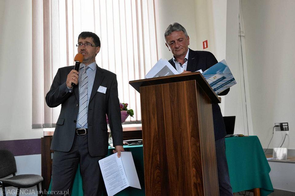 Jacek Kulesza i Dariusz Ostrowski