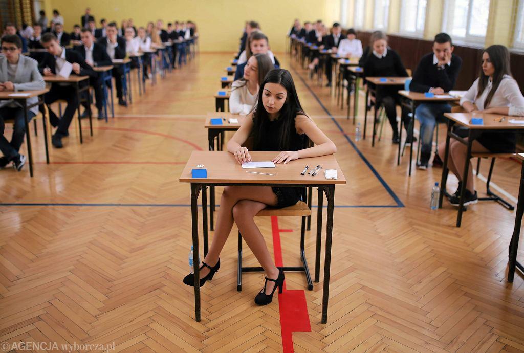 Wyniki egzaminu gimnazjalnego 2017