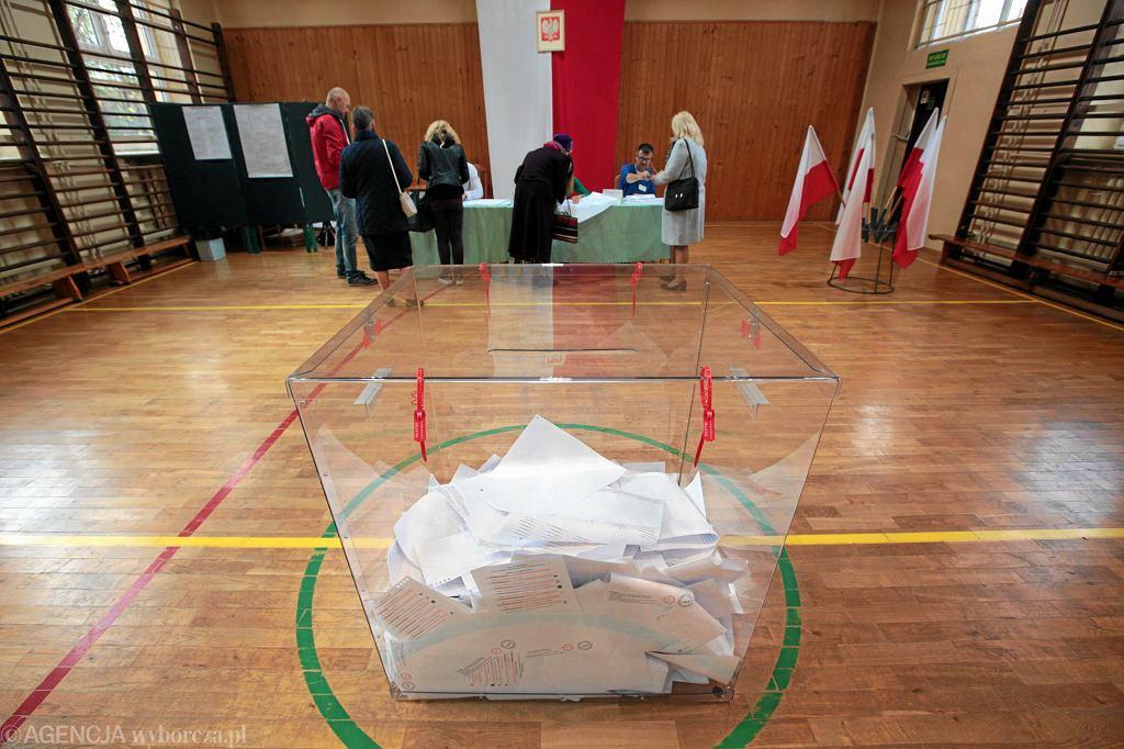 Wybory samorządowe 2018. Przezroczyste urny. Kielce