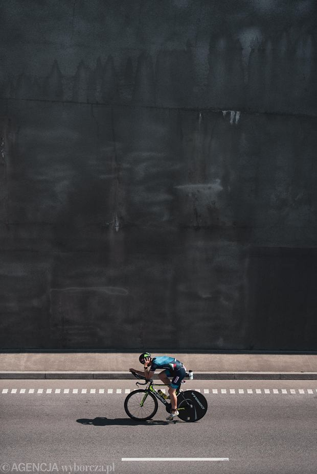 Zdjęcie numer 3 w galerii - Brytyjczyk James Teagle i Holenderka Sarissa De Vries najlepsi w triathlonowym Lotto Challenge Gdańsk 2021 [ZDJĘCIA]