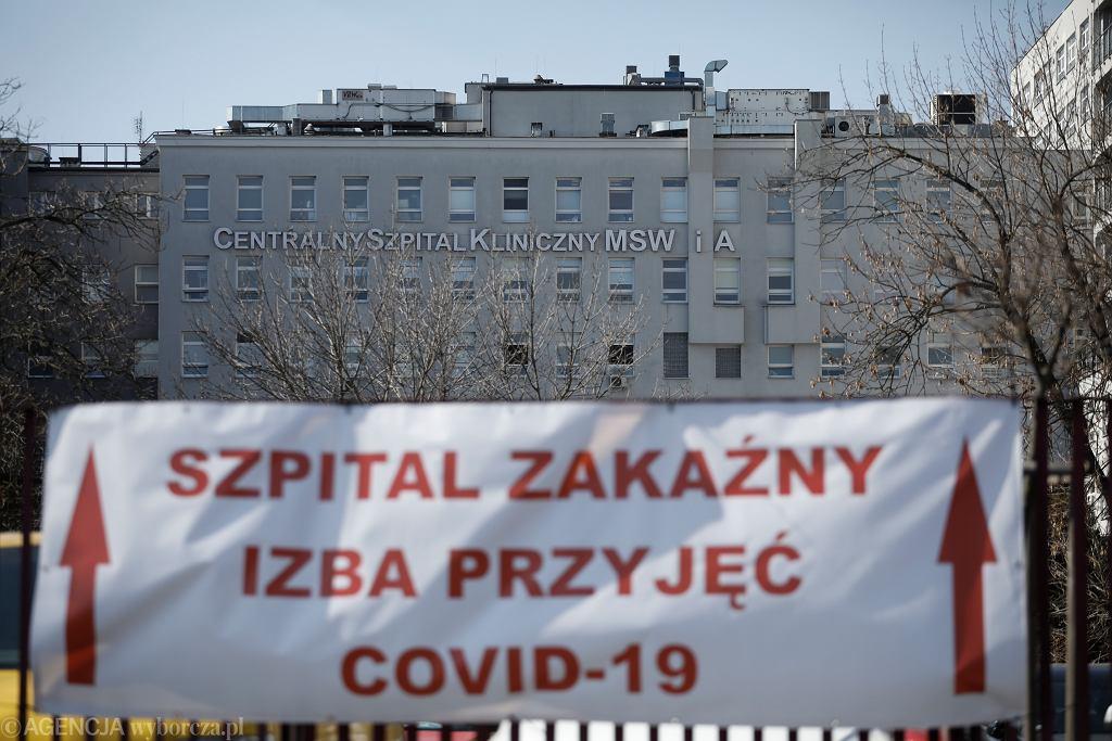 Centralny Szpital Kliniczny MSWiA w Warszawie