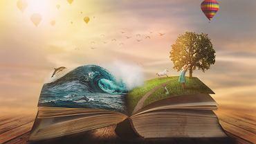 Książki przygodowe (zdjęcie ilustracyjne)