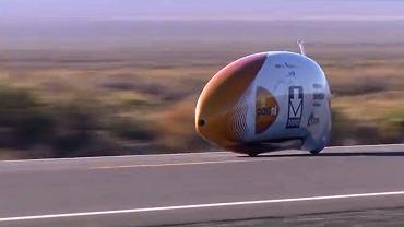 14 września 2013, na dwustumetrowym odcinku pomiarowym w Battle Mountain Newada, Sebastiaan Bowier na konstrukcji VeloX3 osiągnął średnią prędkość 133,78km/h