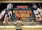 Mayweather - Pacquiao. Majątek narodowy USA przy ringu