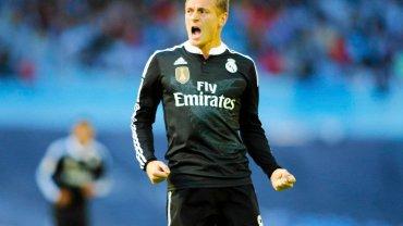Celta Vigo - Real Madryt 2:4. Toni Kroos