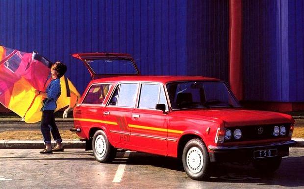 FSO 125p 1983 Kombi