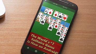 Microsoft stworzył klasyczne gry karciane na smartfon