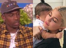 Travis Scott opowiedział o córce. ''Nie wiedziałem, że mogę kochać tak mocno''