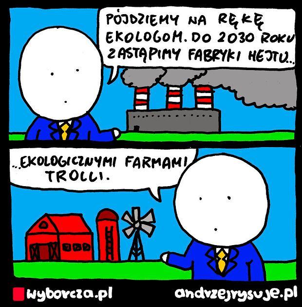 Andrzej Rysuje | HEJT - Andrzej Rysuje | 21.09.2019 -