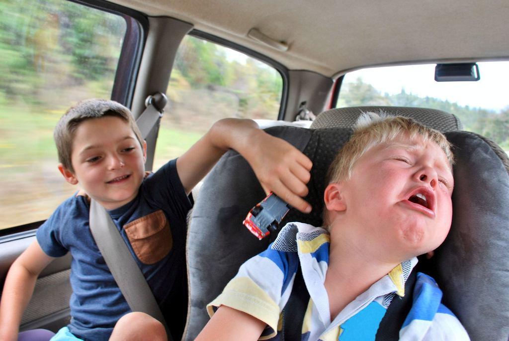 Co robisz, kiedy dzieci dokazują? Krzyczysz? To lepiej przestań