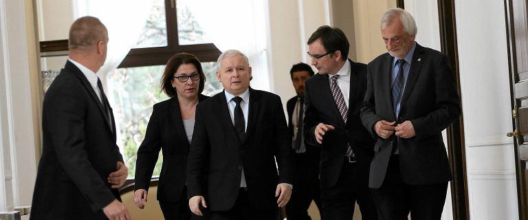 W poniedziałek kierownictwo PiS podejmie decyzję ws. koalicji