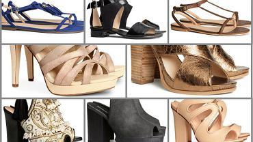 Kolekcja sandałów H&M na ciepłe dni