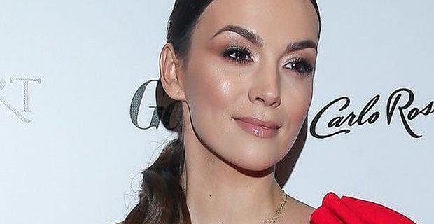 Paulina Krupińska brylowała na ''Różach Gali''. Jej wygląd popsuł jednak wizażysta