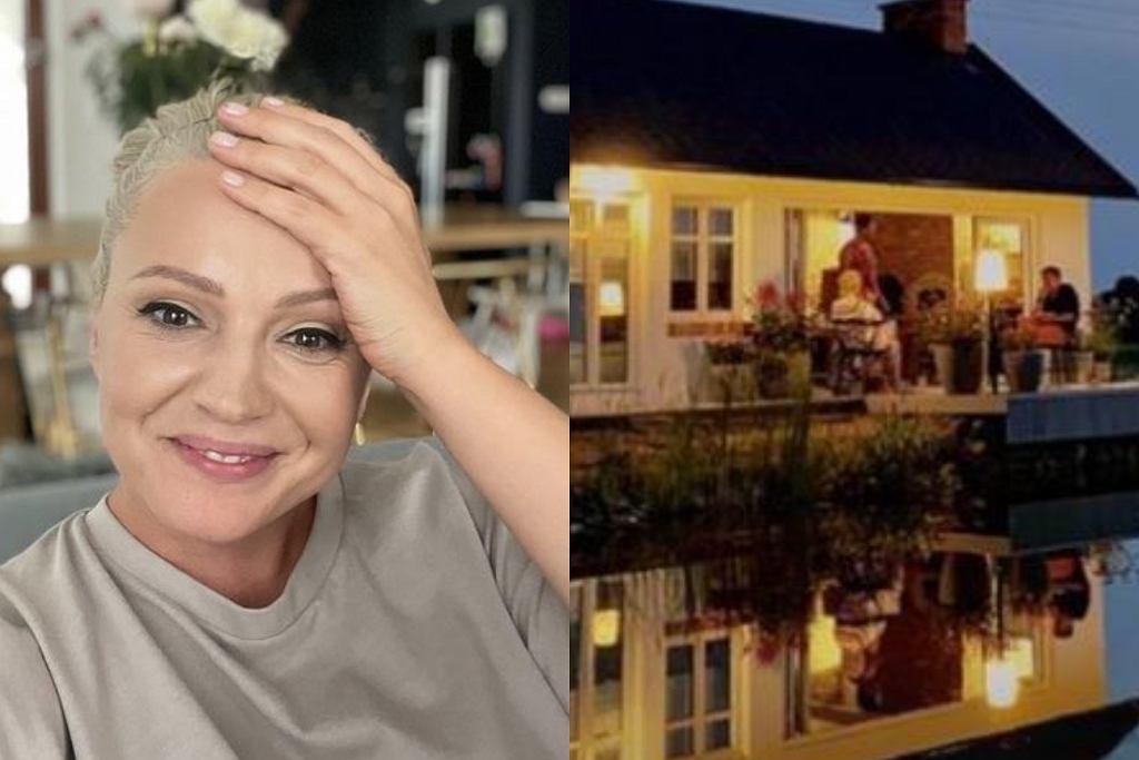 Dorota Szelągowska chwali się domem na wsi