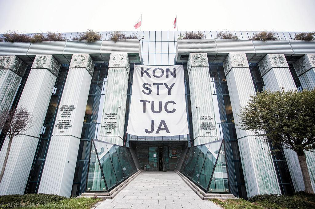 Sąd Najwyższy. Warszawa, pl. Krasińskich, 22 października 2018