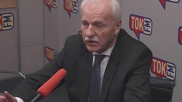 Były szef MSZ Andrzej Olechowski gościem TOK FM