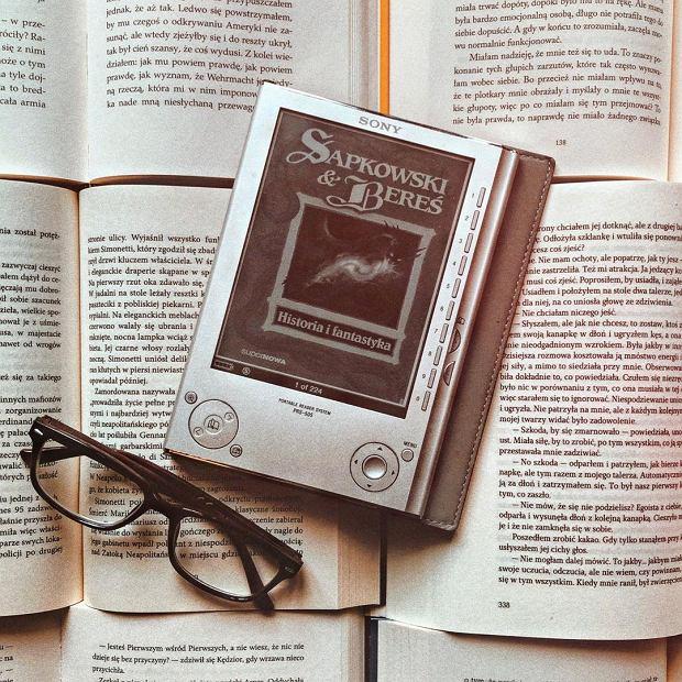 Książka 'Historia i fantastyka' w ebooku